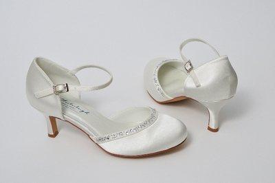 туфли на каблуке на свадьбу
